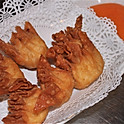 Homemade Crab Puffs