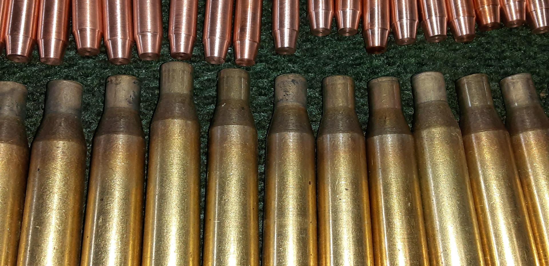 V440 BRASS AND BULLETS
