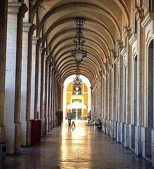 A passear por Lisboa... e a aproveitar a