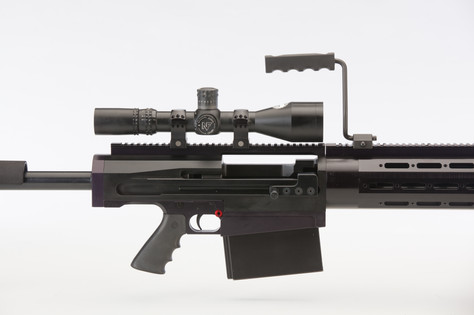 Vigilance Rifles M14 50 Caliber