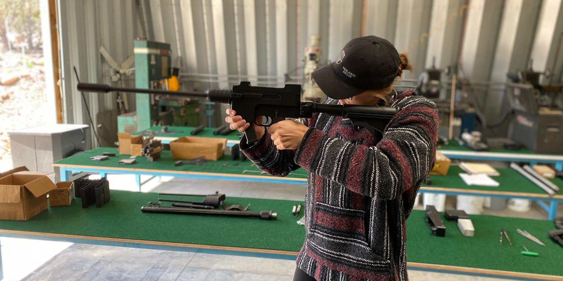 Vigilance Rifles M20 9mm
