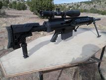 M14 50 Caliber Semi-auto Vigilance Rifles