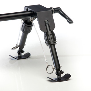 Adjustable Bipod Legs Down