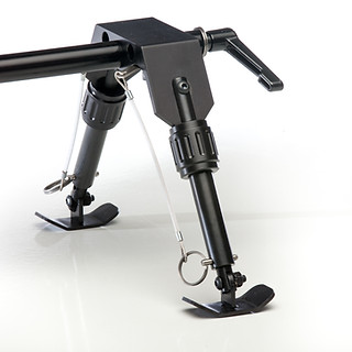 Adjustable Bipod Legs Down