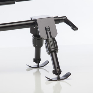 Standard pivoting bipod base model