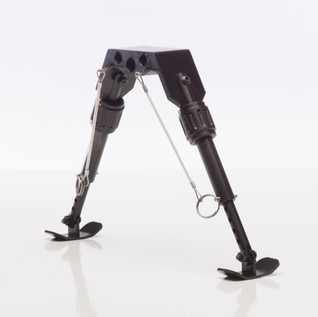 Adjustable Bipod Legs Up