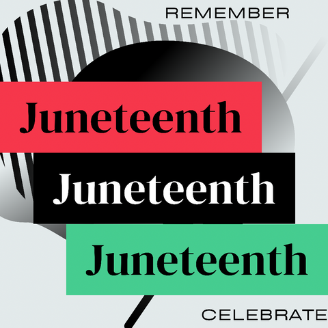 June 19, 2021 Marks the 156th Anniversary of Juneteenth!