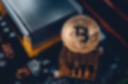 Gold Bitcoin electronic computer process