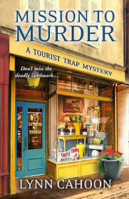 Mission to Murder by Lynn Cahoon