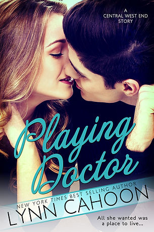 Playing Doctor by Lynn Cahoon