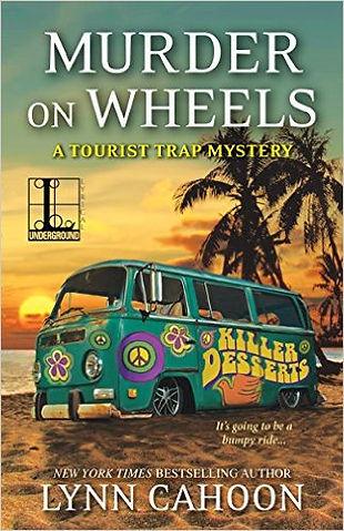 Murder on Wheels by Lynn Cahoon