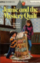 Jamie and the Mystery Quilt by Vicki Berger Erwin