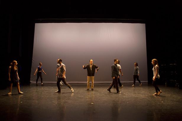 OCD Poem Choreography by Rena Gavigan