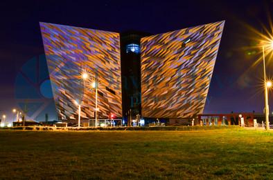 Titanic Night Relfections