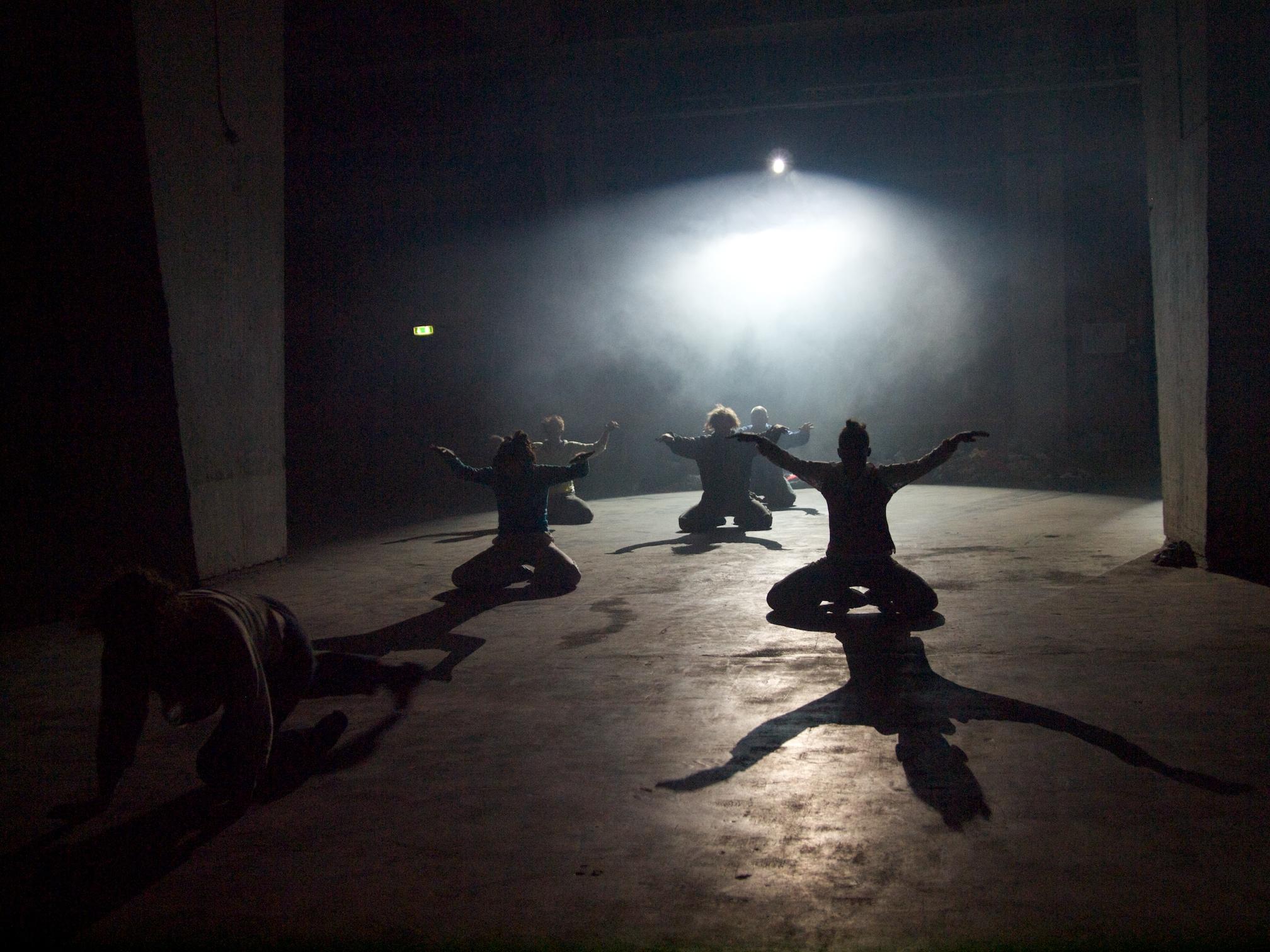 Photo by Mathilde Luna Stage