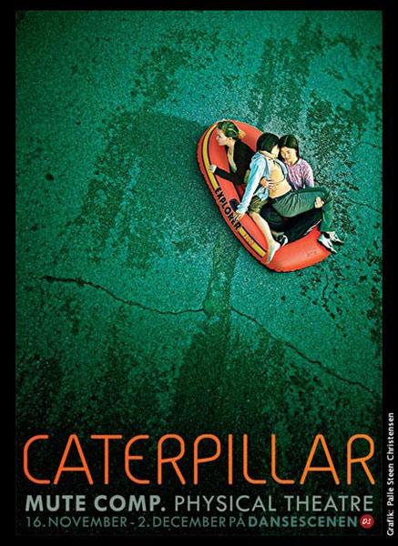 Poster for Caterpillar.