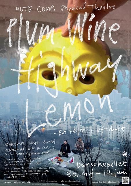 Poster for Plum Wine, Highway, Lemon