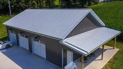 Imperial Rib Panel Metal Roofing