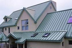 Hidden Fastener Standing Seam Metal Roofing