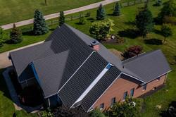 Tilcor CF Shingle Stone Coated Metal Roofing