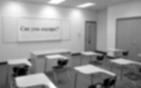 Escape Muncie Classroom