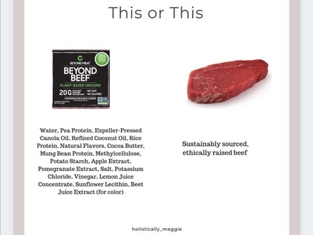 This or This - Protein