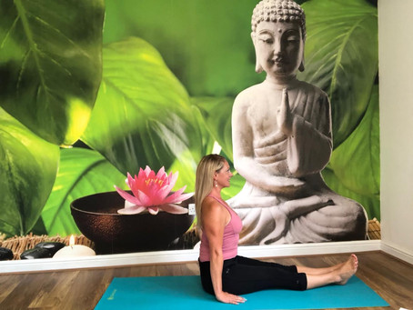 Joining a Yoga Class Can Be Intimidating