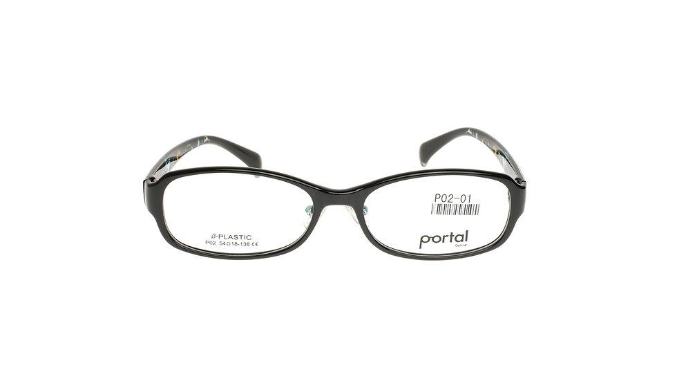Portal P02 (More Color)