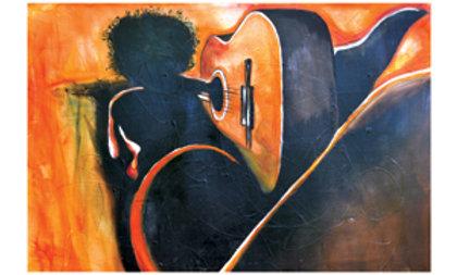 Acoustic Orange