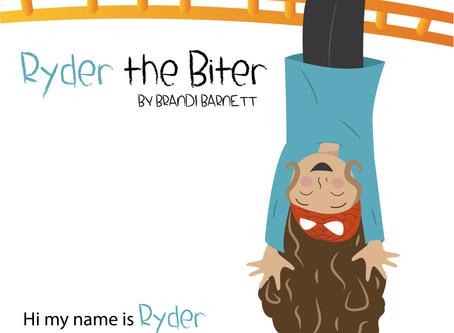 """Book: """"Ryder the Biter"""""""