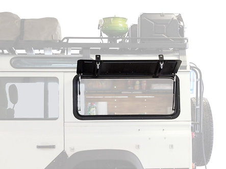 Land Rover Defender (1983-2016) Gullwing Window / Aluminium - by Front Runner