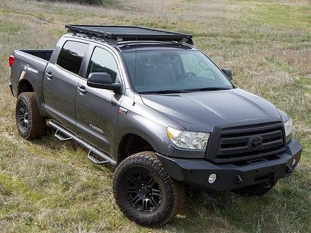 Toyota Tundra Crew Max (2007-Current) Slimline II Roof Rack Kit / Low Profile