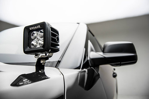 2016-2017 Ford Explorer Hood Hinge LED Bracket