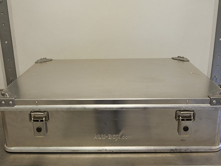 Alu-Box 74 Liter Aluminum Storage Case ABS74