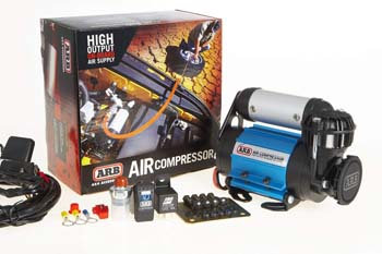 On-Board High Performance 12 Volt Air Compressor (CKMA12) - By ARB