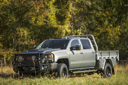 Norweld Aluminum UTE Deluxe Tray Package - Chevy/GMC 1500