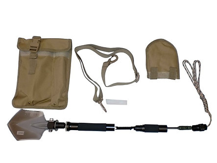 Multifunction Shovel Survival Tool - By Engo