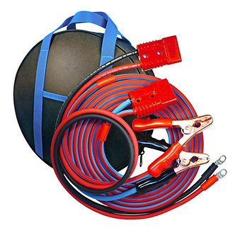 On-Board Jumper Cable Harness System