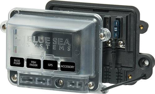 ST-Blade  4 Circuit Water-Resistant Fuse Block