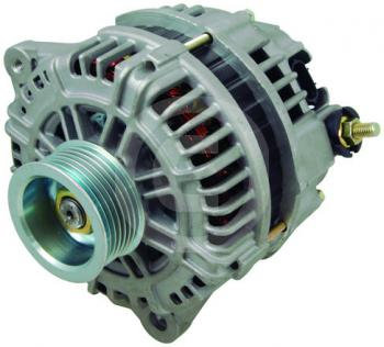 250A High Output Alternator for Nissan Frontier, 2005 - 2007 4.0L V6