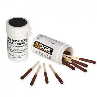 Survival Matches (Bulk Tubes) - By NDUR
