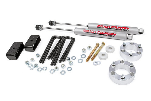 3in Toyota Suspension Lift Kit (05-17 Tacoma)