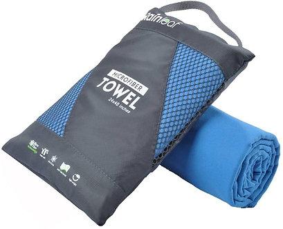 Microfiber Towels - Blue