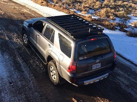 Toyota 4Runner  4th Gen (02-09) Slimline II Roof Rack Kit - by Front Runn