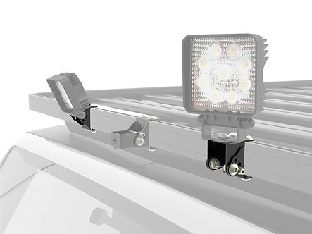 Roof Rack Spotlight Bracket - by Front Runner