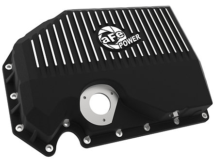 Street Series Engine Oil Pan Raw w/ Machined Fins - Volkswagen 05-19 L4-1.8/2.0L