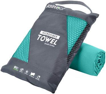 Microfiber Towels - Mint