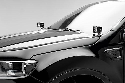 2019-2020 Ford Ranger Hood Hinge LED Bracket