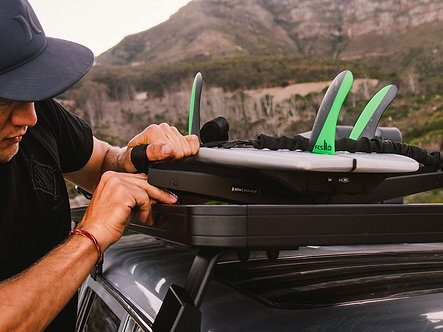 Pro Surfboard, Windsurf & Paddle Board Carrier - by Front Runner