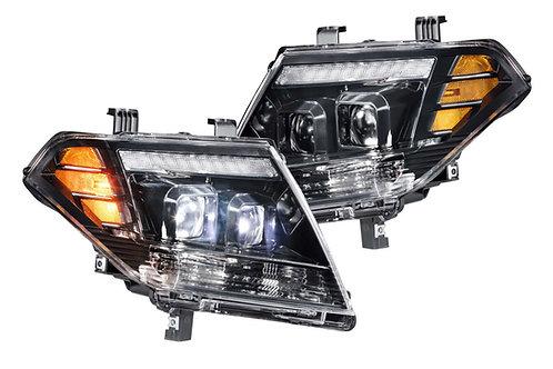 Nissan Frontier (09-20) -  XB Hybrid LED Headlights